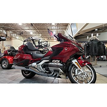 2018 Honda Gold Wing Tour for sale 200779010