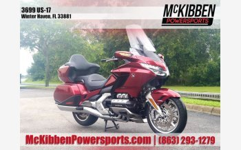 2018 Honda Gold Wing for sale 200784967