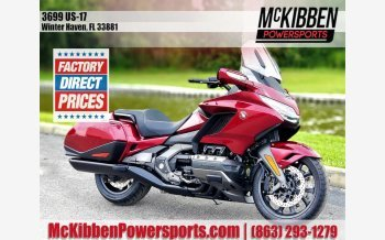 2018 Honda Gold Wing for sale 200807060