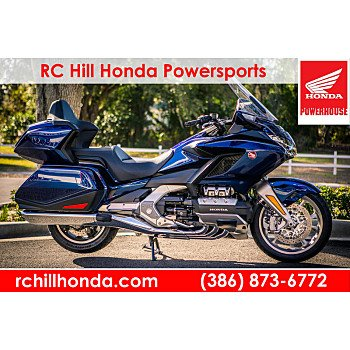 2018 Honda Gold Wing Tour for sale 200810314