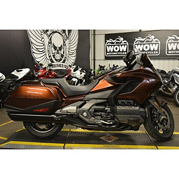 2018 Honda Gold Wing for sale 200811233