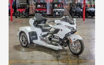 2018 Honda Gold Wing Tour for sale 200827329