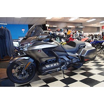 2018 Honda Gold Wing for sale 200829351