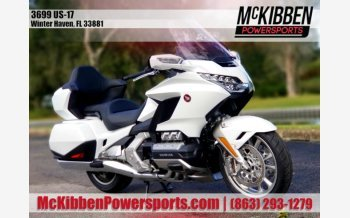 2018 Honda Gold Wing for sale 200852861