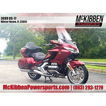 2018 Honda Gold Wing for sale 200864086