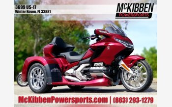 2018 Honda Gold Wing for sale 200869037