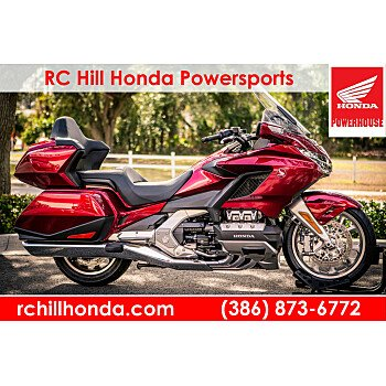 2018 Honda Gold Wing Tour for sale 200870227