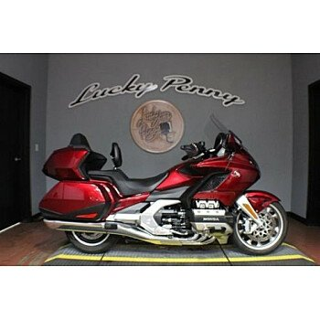 2018 Honda Gold Wing for sale 200877394
