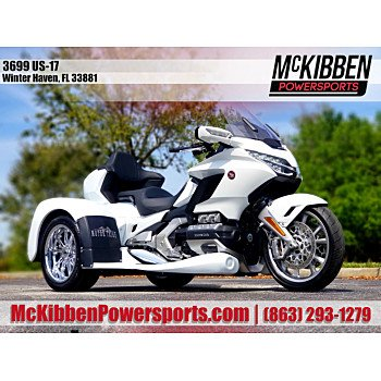 2018 Honda Gold Wing for sale 200891460