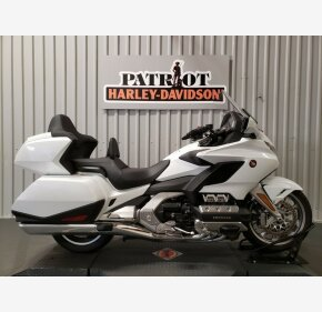 2018 Honda Gold Wing for sale 200914362