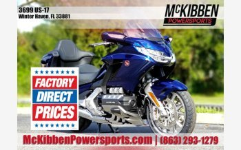 2018 Honda Gold Wing for sale 200916145