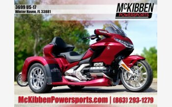 2018 Honda Gold Wing for sale 200916956