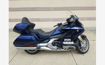 2018 Honda Gold Wing for sale 200923258