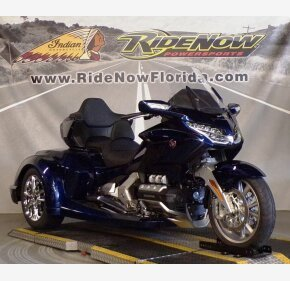 2018 Honda Gold Wing for sale 200998170