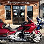 2018 Honda Gold Wing for sale 200999683