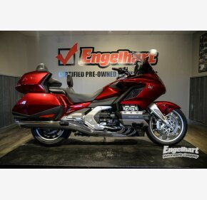 2018 Honda Gold Wing for sale 201070116