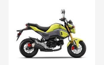 2018 Honda Grom for sale 200466179
