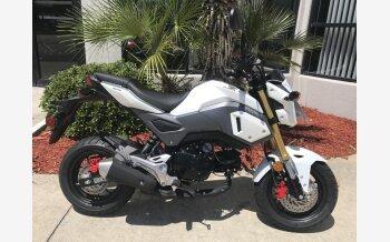 2018 Honda Grom for sale 200571163