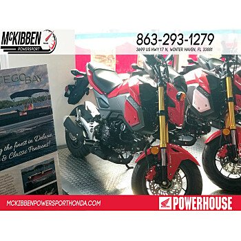 2018 Honda Grom for sale 200588662
