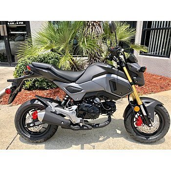 2018 Honda Grom for sale 200593225
