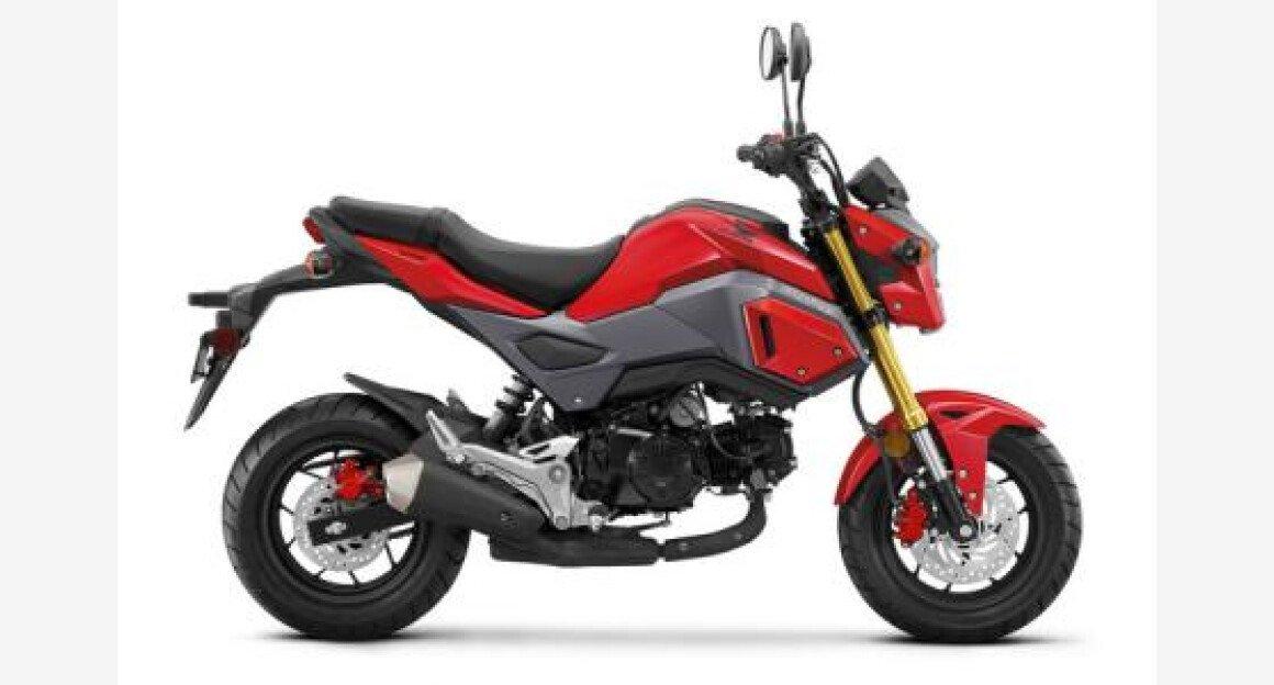 2018 Honda Grom for sale 200600034