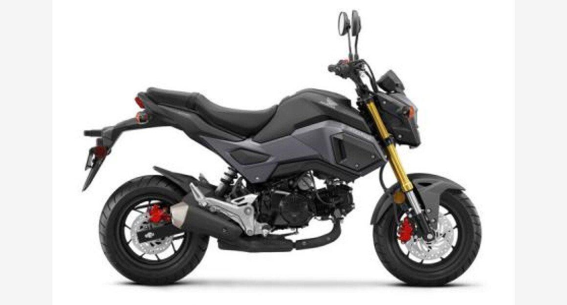 2018 Honda Grom for sale 200600049