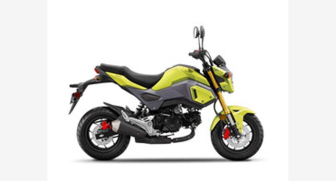 2018 Honda Grom for sale 200600813