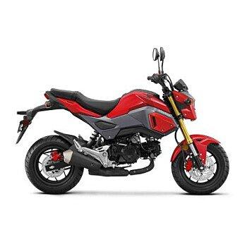 2018 Honda Grom for sale 200607559