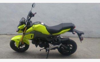 2018 Honda Grom for sale 200614311