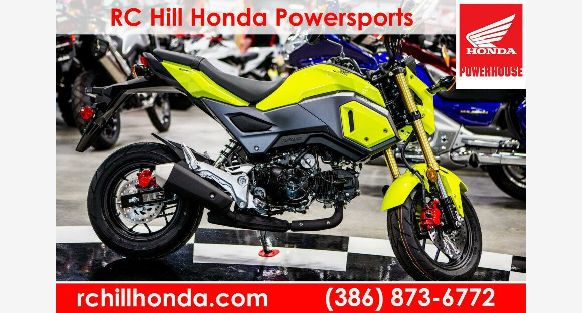 2018 Honda Grom for sale 200623017