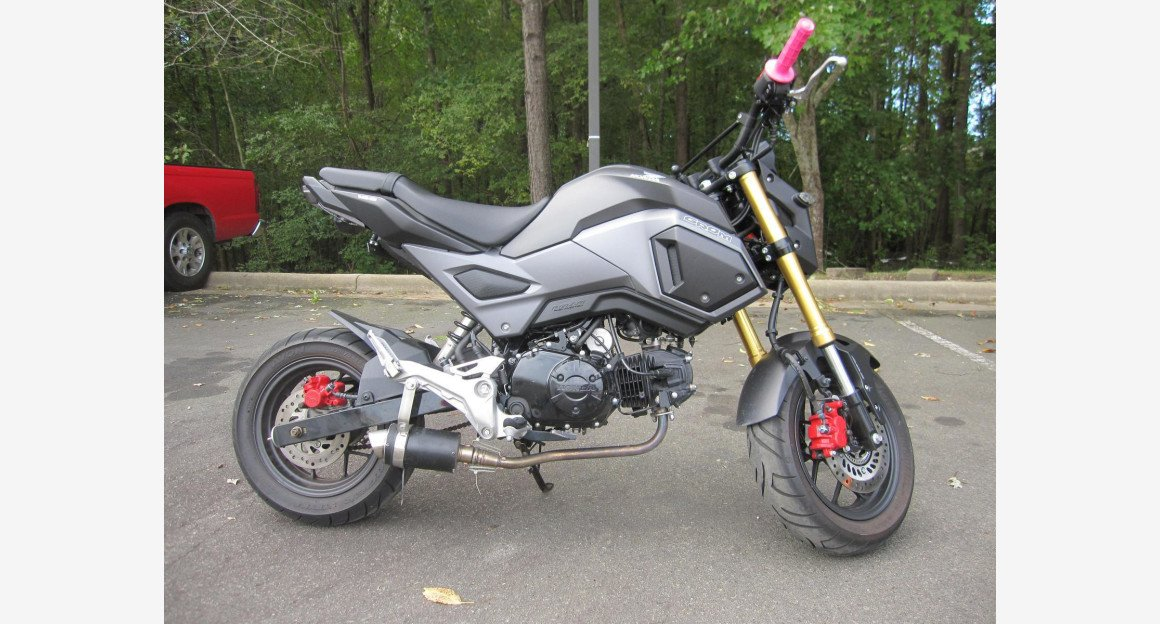 2018 Honda Grom ABS for sale 200629117