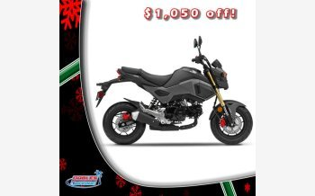 2018 Honda Grom ABS for sale 200631493
