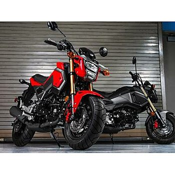 2018 Honda Grom ABS for sale 200649032