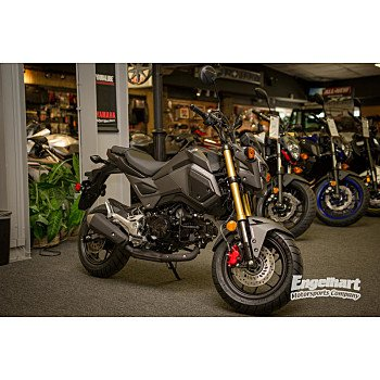 2018 Honda Grom ABS for sale 200660957
