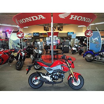 2018 Honda Grom ABS for sale 200677129