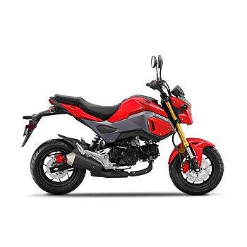 2018 Honda Grom for sale 200708869