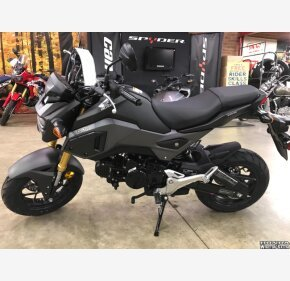 2018 Honda Grom for sale 200501876