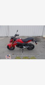 2018 Honda Grom ABS for sale 200636808