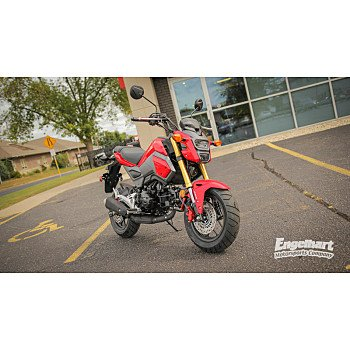 2018 Honda Grom ABS for sale 200661048