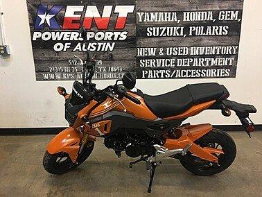 2018 Honda Grom for sale 200740692