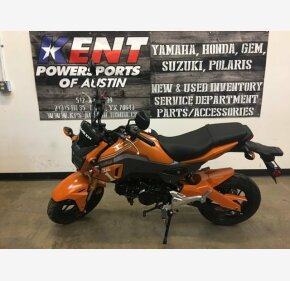 2018 Honda Grom for sale 200740692