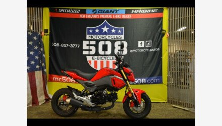 2018 Honda Grom ABS for sale 200785669
