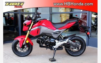 2018 Honda Grom ABS for sale 200790666
