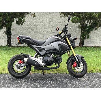 2018 Honda Grom for sale 200794757