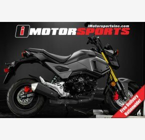 2018 Honda Grom ABS for sale 200914481