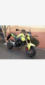 2018 Honda Grom for sale 200918056