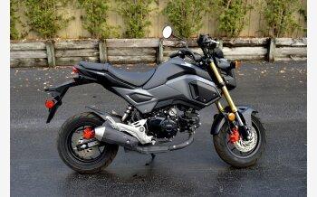 2018 Honda Grom for sale 201012953