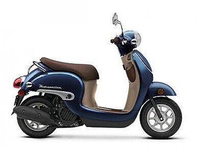 2018 Honda Metropolitan for sale 200600857