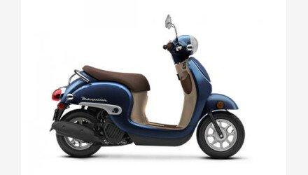 2018 Honda Metropolitan for sale 200652839