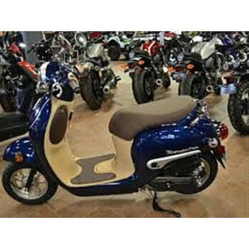 2018 Honda Metropolitan for sale 200740668